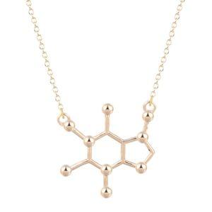 Jewelry - Molecule Necklace❄️